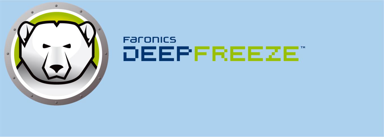 Congelar y descongelar computador con Deep Freeze