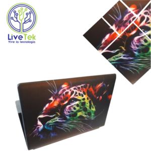 Live Tek - label para portátil
