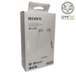 Manos libres Sony WI-C300 Caja