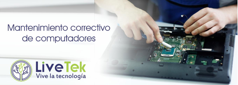 ¿Qué es el mantenimiento correctivo de computadores?