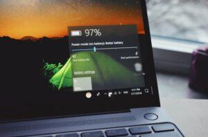 Cuida la batería de tu portátil - Desconecta el portátil cuando esté al 100% de carga
