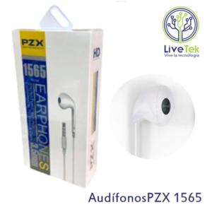 Audífonos manos libre PZX
