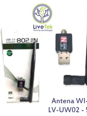 Antena Wi-Fi USB