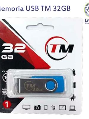 Memoria USB marca TM de 32GB
