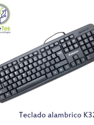teclado cableado K328